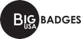 Big Badges Usa Logo